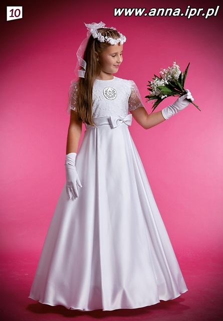 b0b47b35f5 Sukienki komunijne - ANNA SALONY MODY ŚLUBNEJ I KOMUNIJNEJ - ANNA SALONY  MODY ŚLUBNEJ I KOMUNIJNEJ - Salon sukien ślubnych