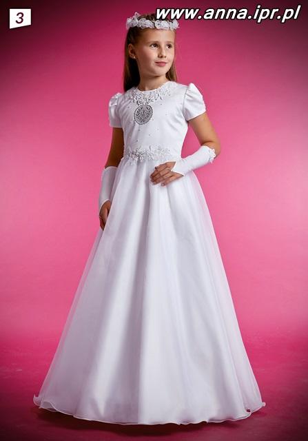 366c849e6e Sukienki komunijne anna salony mody Ślubnej i komunijnej anna jpg 447x640 Sukienki  komunijne 2018